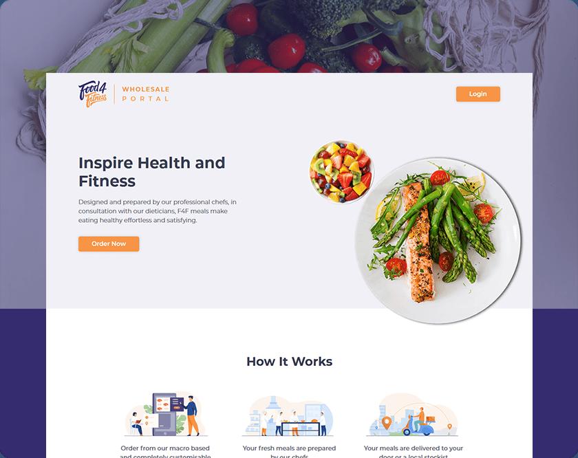 F4F - Wholesale Portal