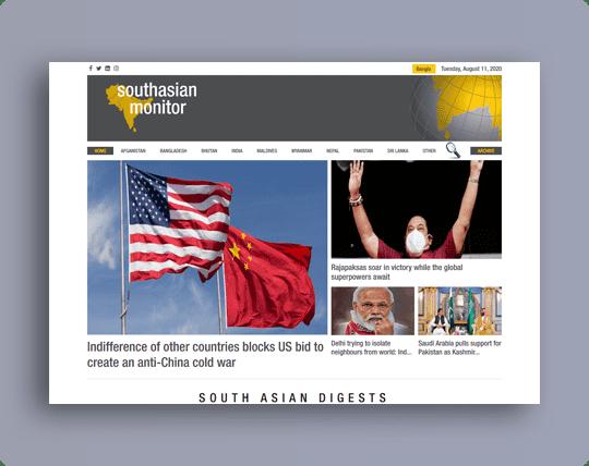 South Asian Monitor